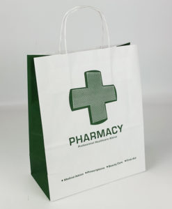 Pharmacy Carrier Bags