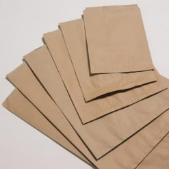 Heavy Kraft Bags sold in 5kg lots