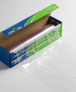 Cling Film 300mmx300m Cutter Box