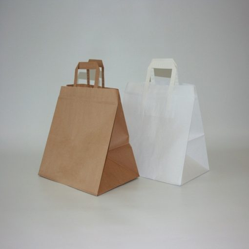 Cube Tape Handle Bag
