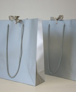 Luxury Silver Rope Handle Carriers