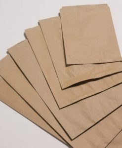 Heavy Kraft Counter Bags Packed By Quantity