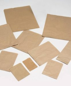 Light Kraft Counter Bags