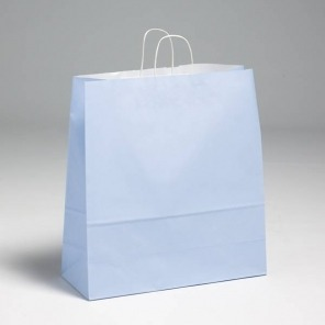 Twist Handle Carrier Bag